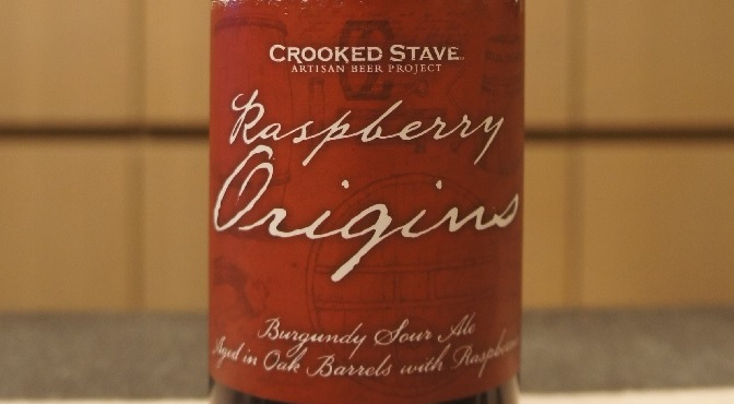 Crooked Stave Raspberry Origins