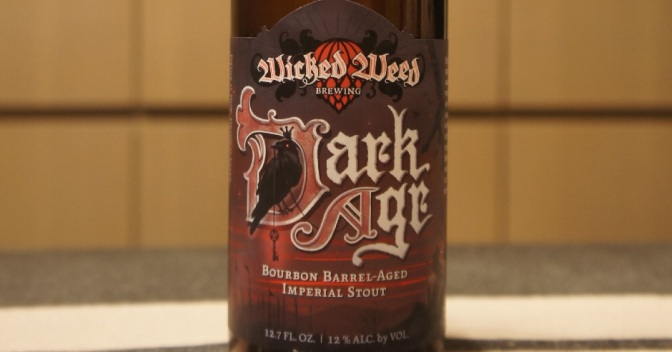 Wicked Weed Dark Age Bourbon Barrel-Aged