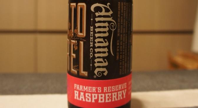 Almanac Farmer's Reserve Raspberry