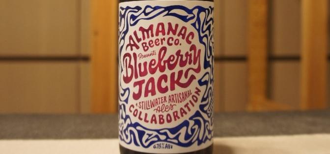 Almanac x Stillwater Blueberry Jack
