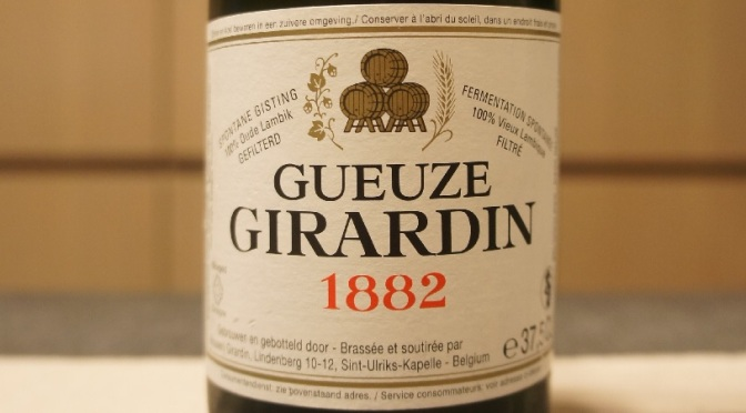 Girardin Gueuze White Label