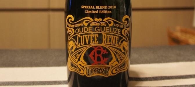 Lindemans Oude Gueuze Cuvée René Special Blend 2010