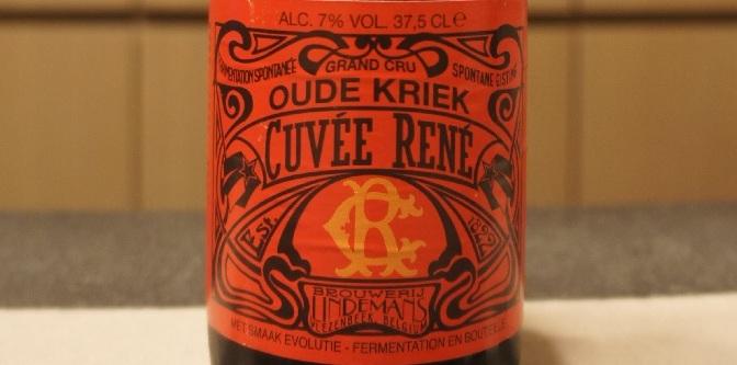 Lindemans Oude Kriek Cuvée René