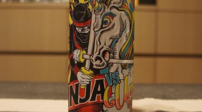 Pipeworks Ninja Vs. Unicorn