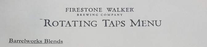 Firestone Walker Lil' Opal
