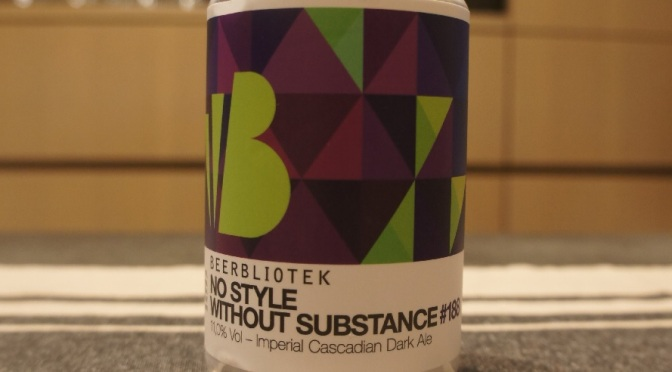 Beerbliotek No Style Without Substance