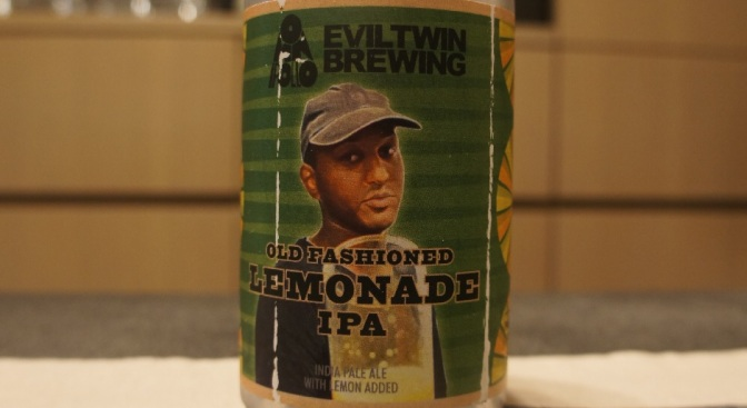 Evil Twin x Omnipollo Old Fashioned Lemonade IPA