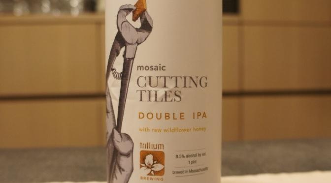 Trillium Cutting Tiles Mosaic