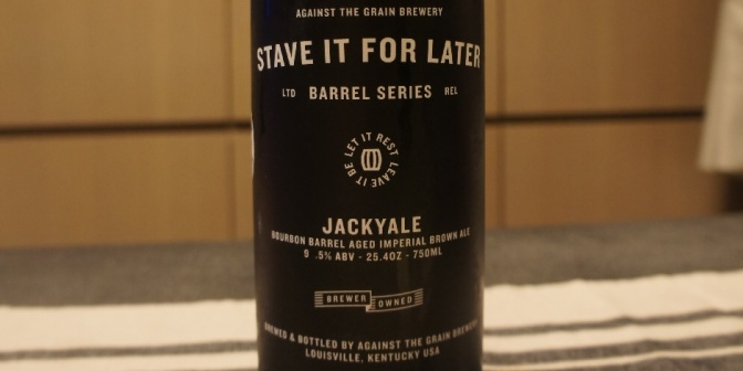 Against The Grain Jackyale