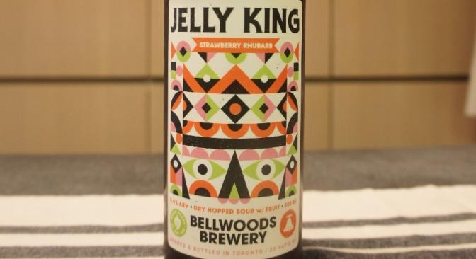 Bellwoods Jelly King Strawberry Rhubarb