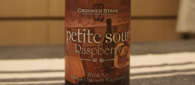 Crooked Stave Petite Sour Raspberry