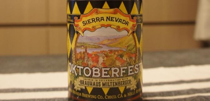 Sierra Nevada x Brauhaus Miltenberger Oktoberfest 2017