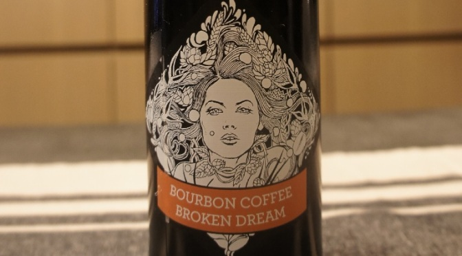 Siren Broken Dream Bourbon Coffee