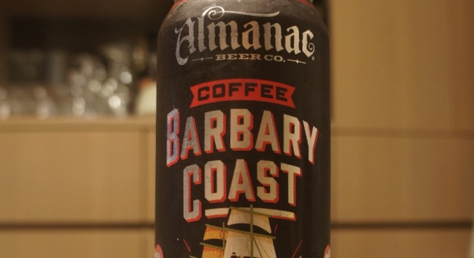 Almanac Coffee Barbary Coast