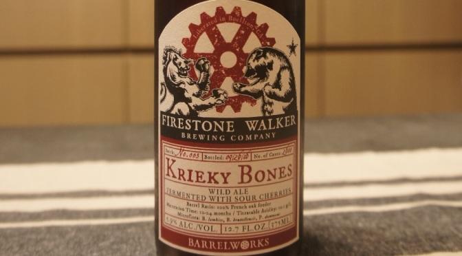 Firestone Walker Krieky Bones