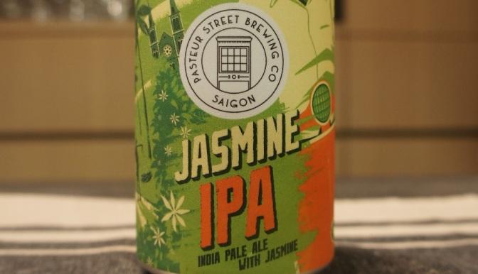 Pasteur Street Jasmine IPA