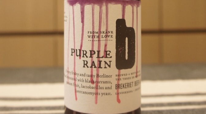 Brekeriet Purple Rain