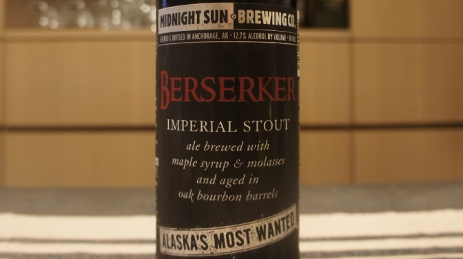 Midnight Sun Berserker