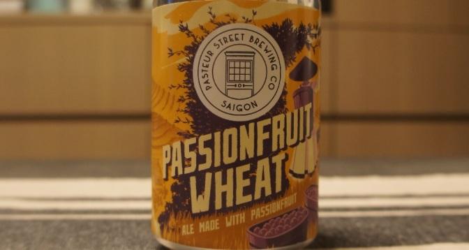Pasteur Street Passionfruit Wheat