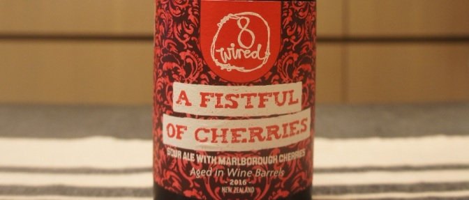 8 Wired A Fistful Of Cherries