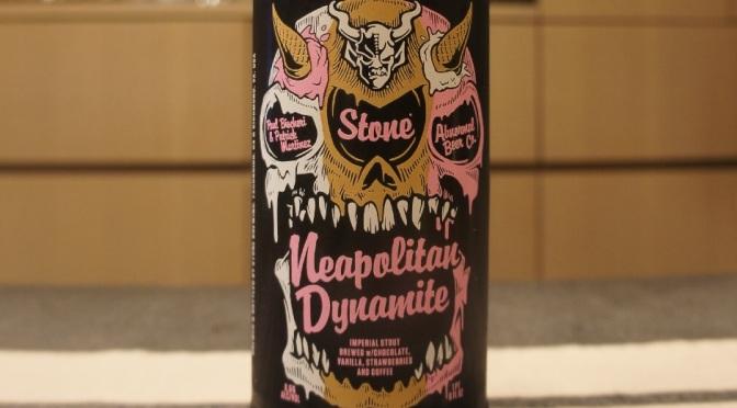Stone x Paul Bischeri & Patrick Martinez x Abnormal Neapolitan Dynamite