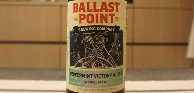 Ballast Point Victory At Sea – Peppermint