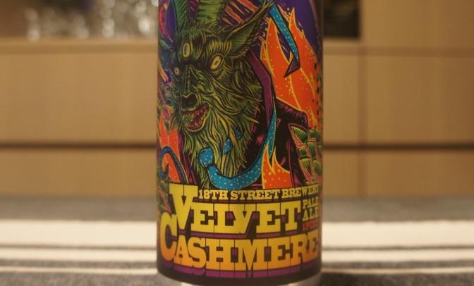 18th Street Velvet Cashmere