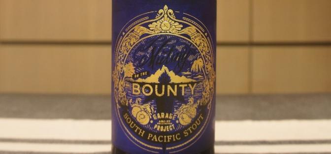 Garage Project Mutiny on the Bounty