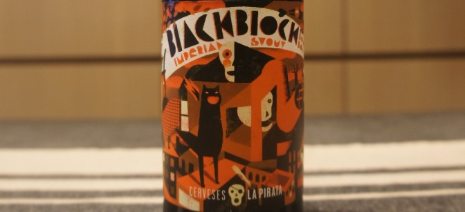 La Pirata Black Block Bourbon Aged