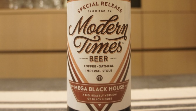 Modern Times Mega Black House