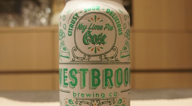 Westbrook Key Lime Pie Gose