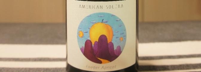 American Solera Foeder Apricot