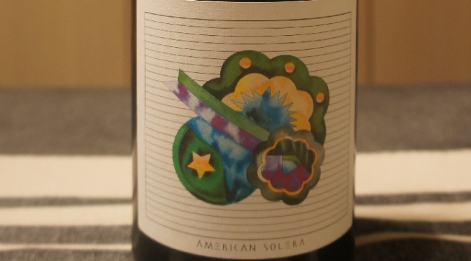 American Solera Money Blend