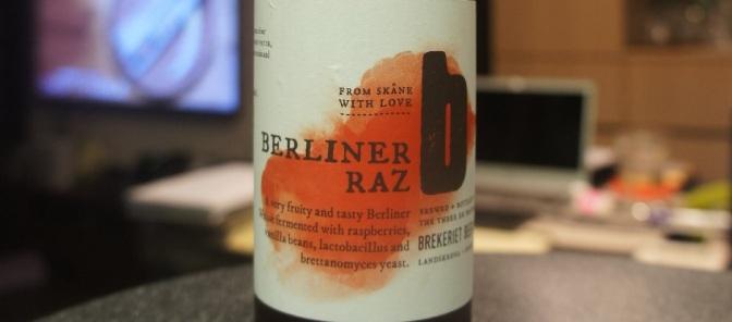Brekeriet Berliner Raz