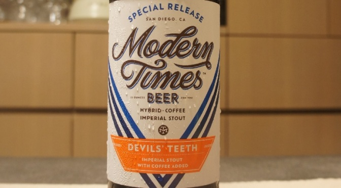 Modern Times Devils' Teeth
