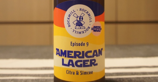 Rockmill Episode 9: American Lager Citra & Simcoe