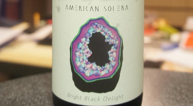 American Solera Bright Black Delight