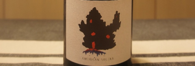 American Solera The Ground Is Shaking!