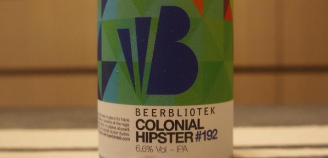 Beerbliotek Colonial Hipster