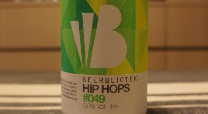 Beerbliotek Hip Hops IPA
