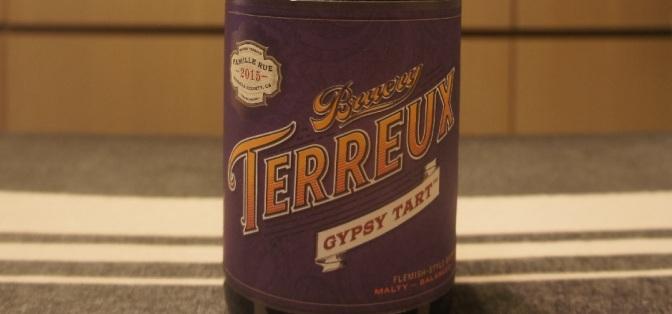 Bruery Terreux Gypsy Tart