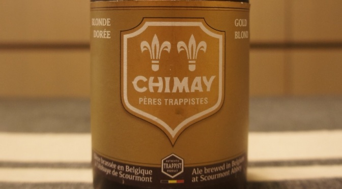 Chimay Dorée (Gold)