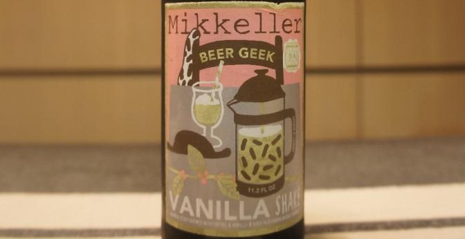 Mikkeller Beer Geek Vanilla Shake BA Bourbon