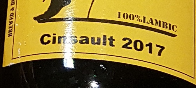 Cantillon Cinsault