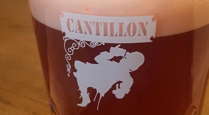 Cantillon Cuvée Moeder Lambic Kriek