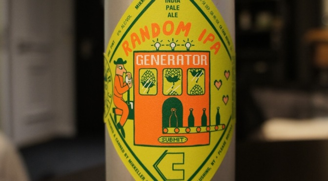 Mikkeller NYC x Casita Cerveceria Random IPA Generator