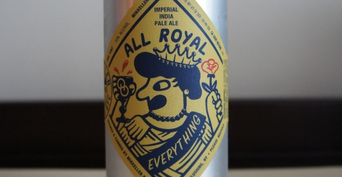Mikkeller NYC x Other Half All Royal Everything