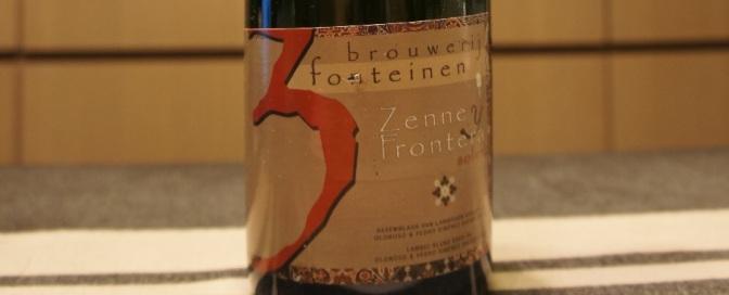 3 Fonteinen Zenne y Frontera Solera