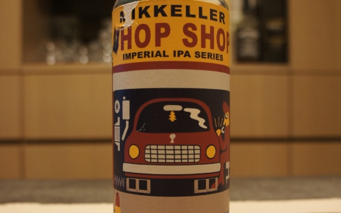 Mikkeller NYC Chop Shop #2
