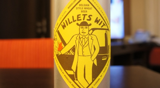 Mikkeller NYC Willets Wit